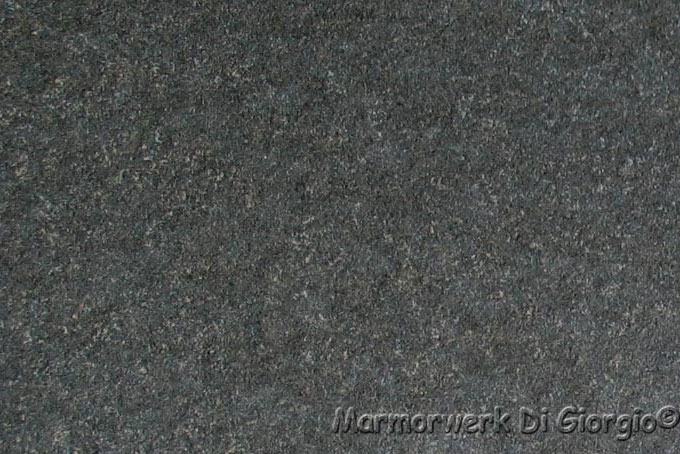 Treppe Inkl Stellstufe Granit Nero Assoluto Geflammt Geburstet